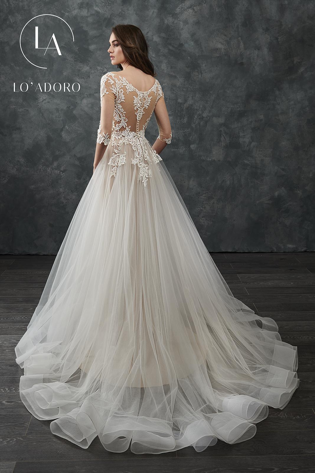 Lo Adoro Bridal Dresses | Lo' Adoro | Style - M657