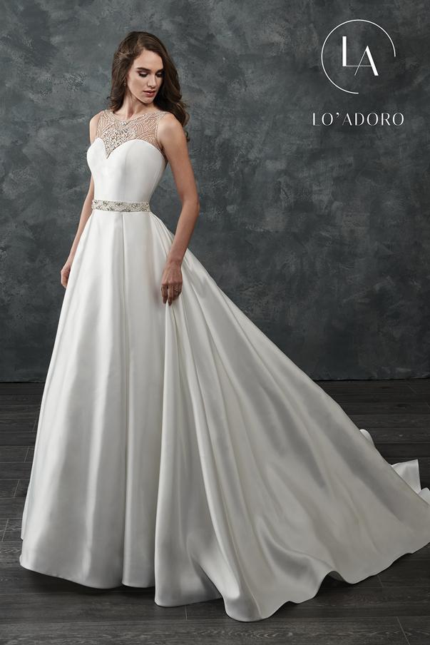 Color Lo Adoro Bridal Dresses - Style - M661