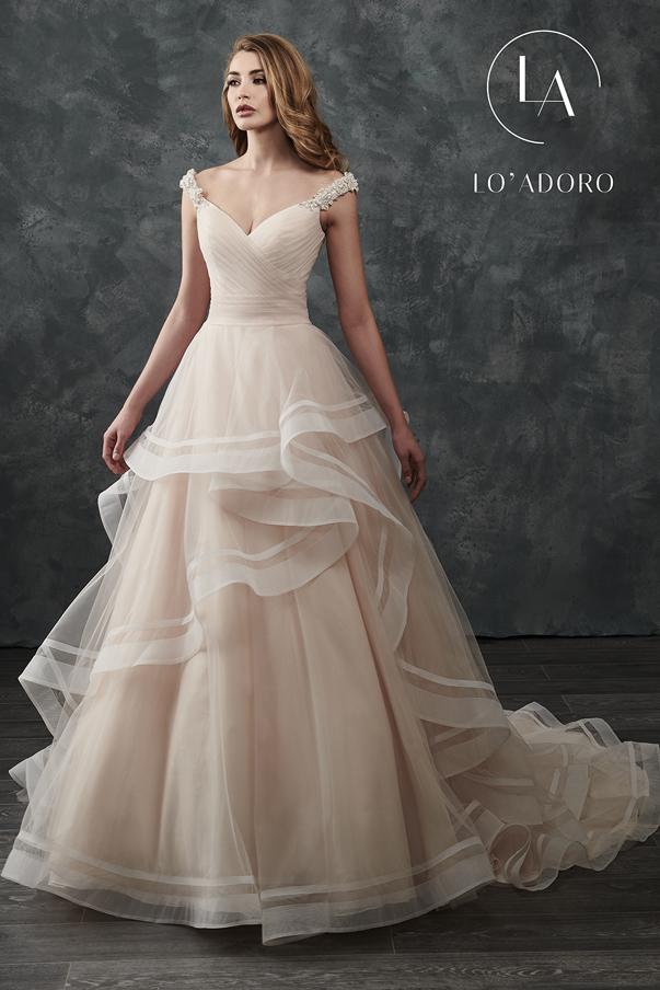 Color Lo Adoro Bridal Dresses - Style - M667