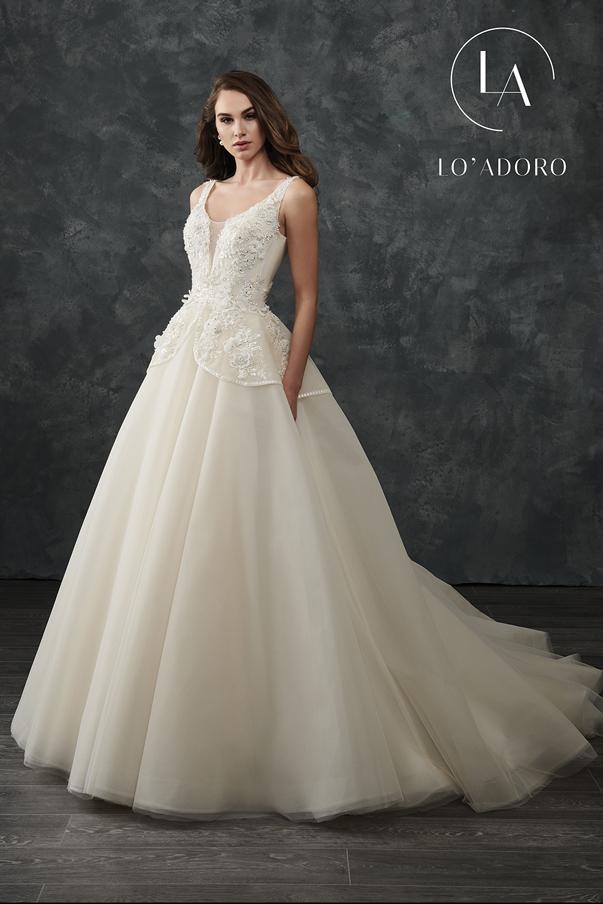 Color Lo Adoro Bridal Dresses - Style - M668