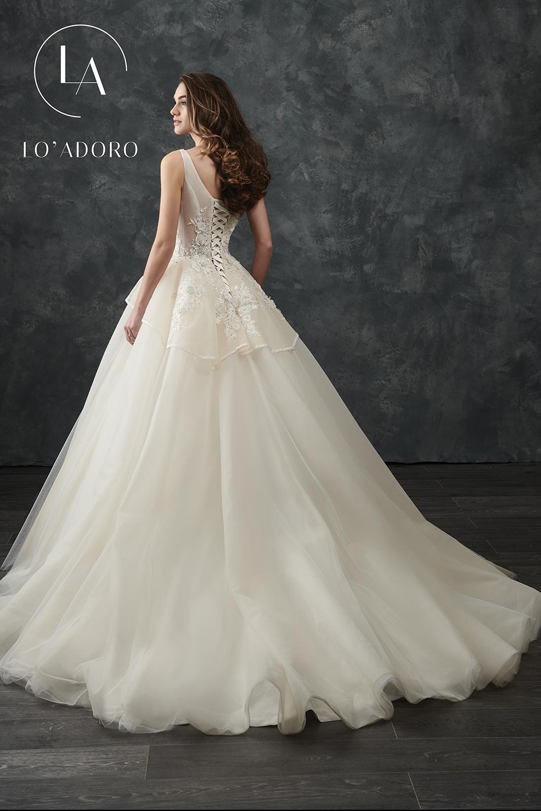 Lo Adoro Bridal Dresses | Lo' Adoro | Style - M668
