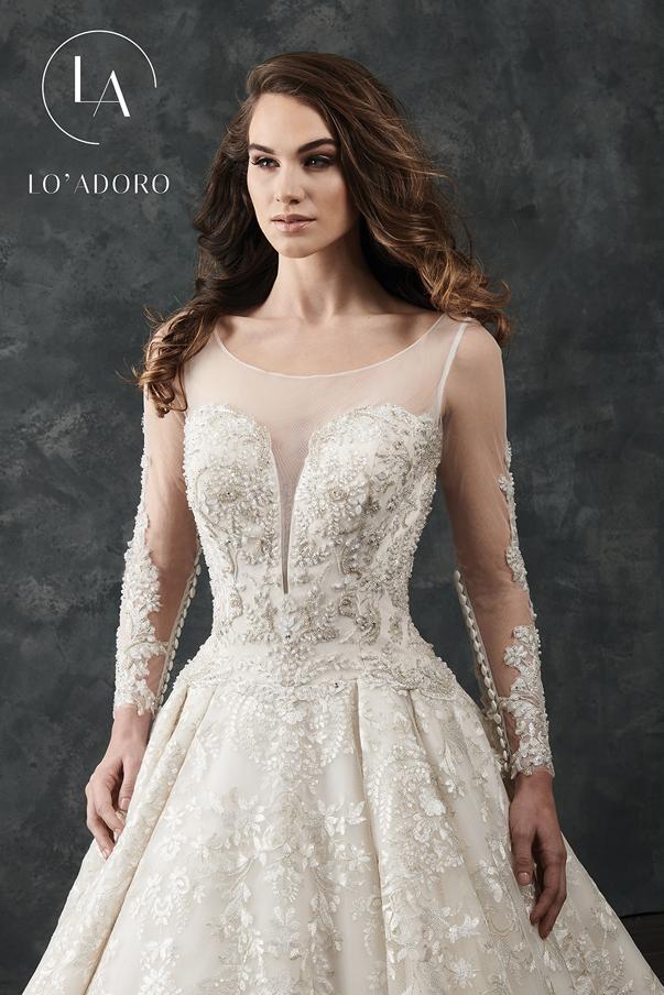 Color Lo Adoro Bridal Dresses - Style - M670