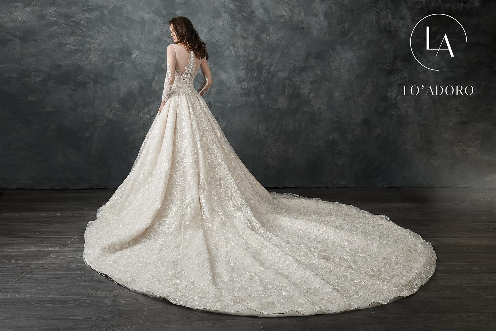 Lo Adoro Bridal Dresses | Lo' Adoro | Style - M670