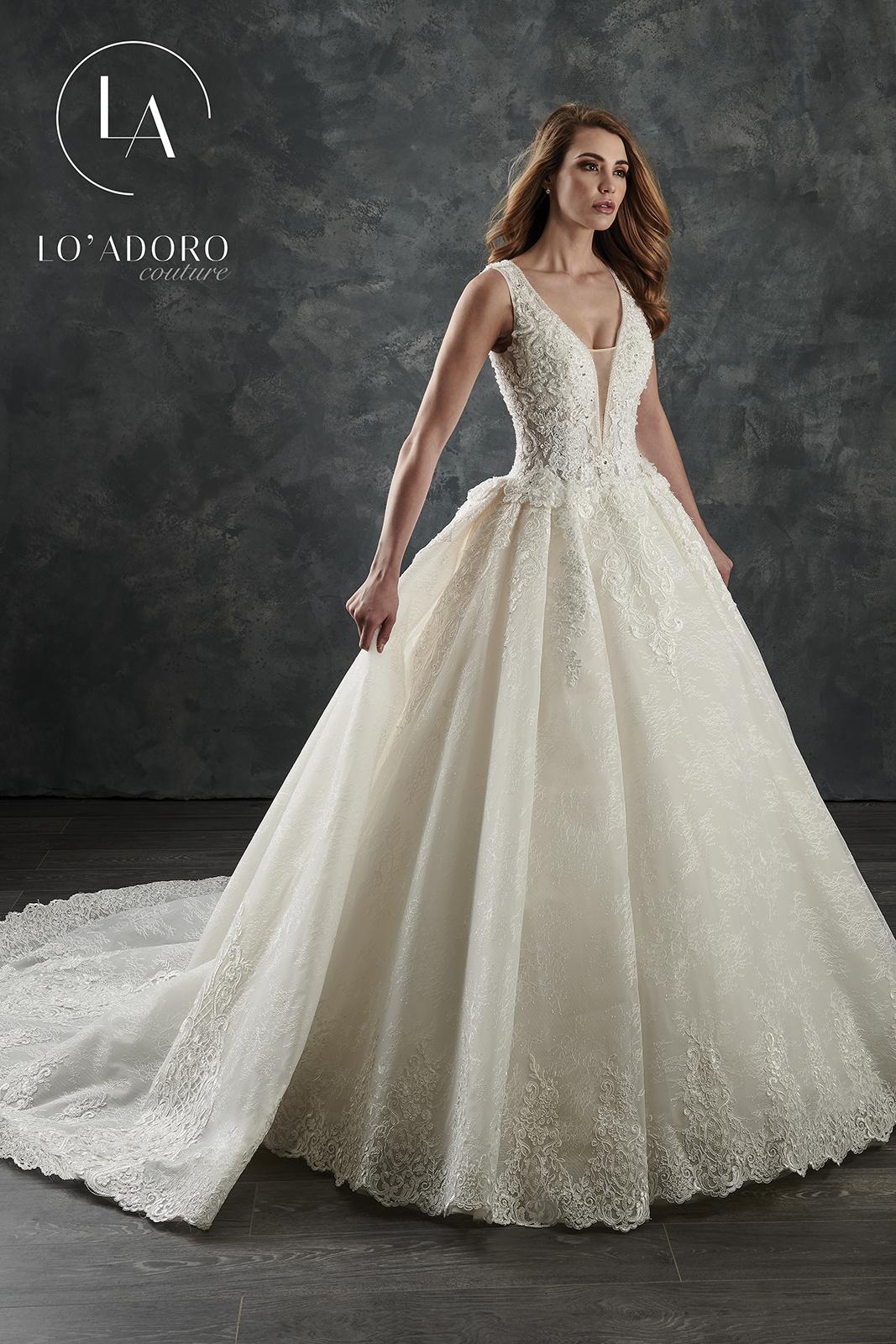 Lo Adoro Bridal Dresses   Lo' Adoro   Style - M676