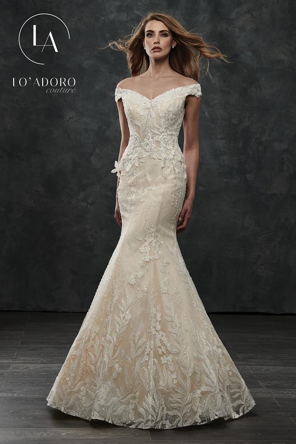 Color Lo Adoro Bridal Dresses - Style - M678