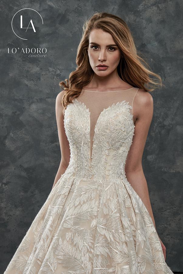 Color Lo Adoro Bridal Dresses - Style - M679