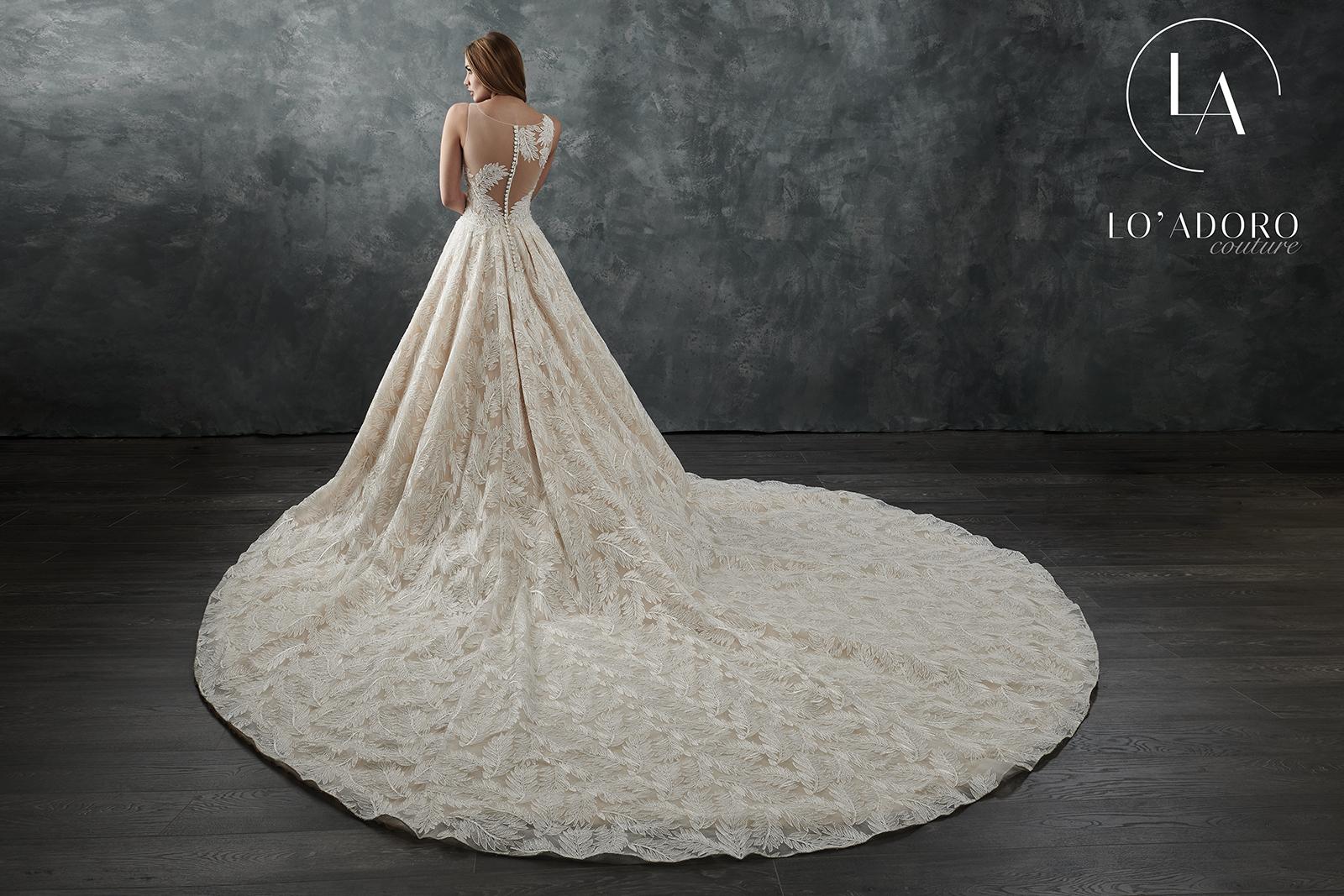 Lo Adoro Bridal Dresses   Lo' Adoro   Style - M679