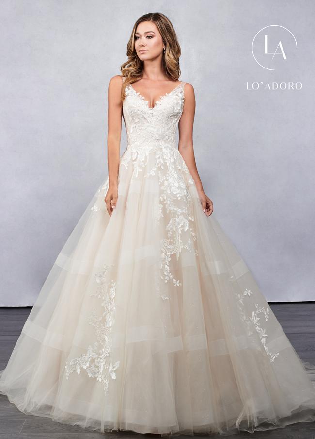 Color Lo Adoro Bridal Dresses - Style - M680