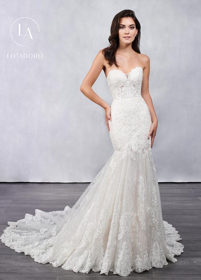 Color Lo Adoro Bridal Dresses - Style - M681