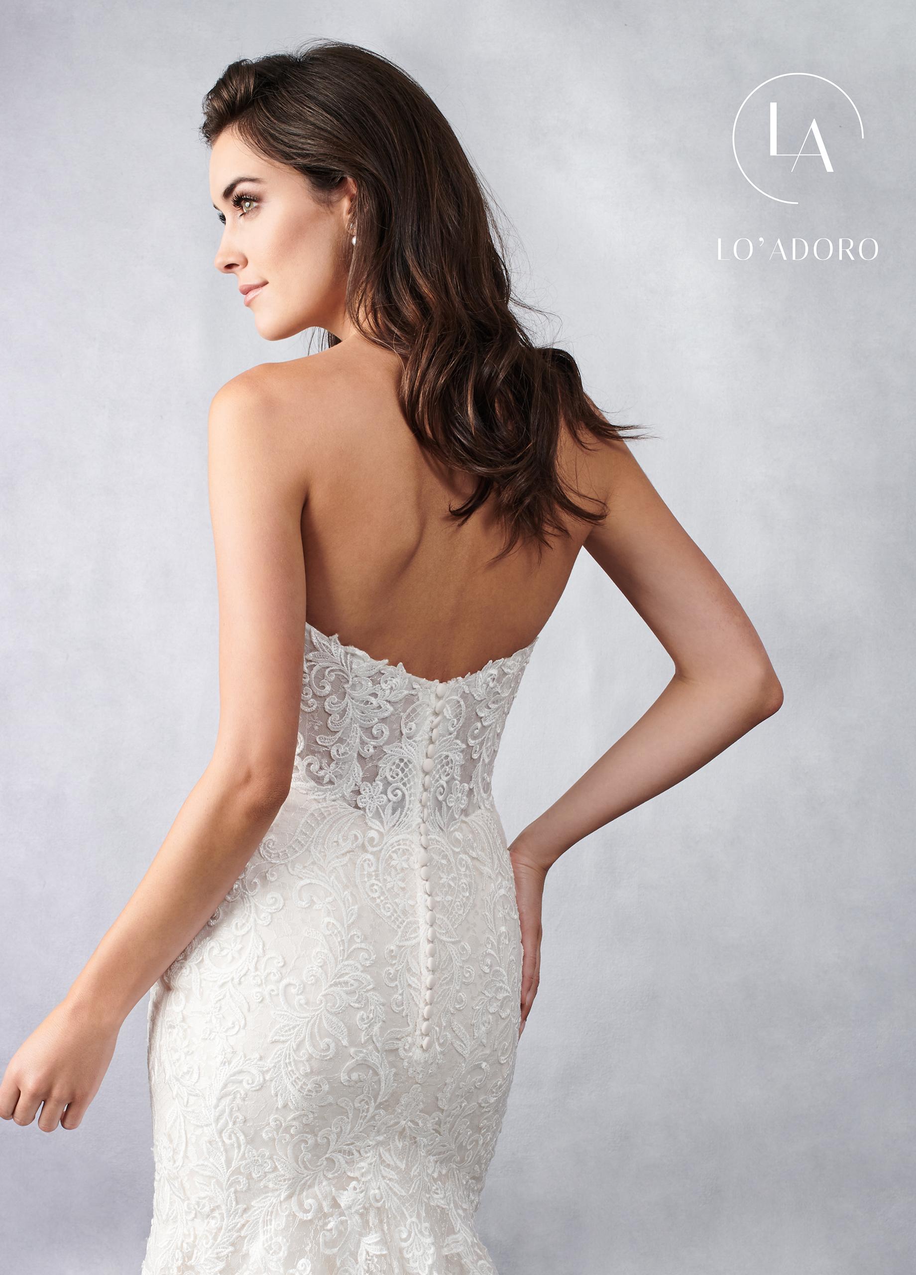 Lo Adoro Bridal Dresses   Lo' Adoro   Style - M681