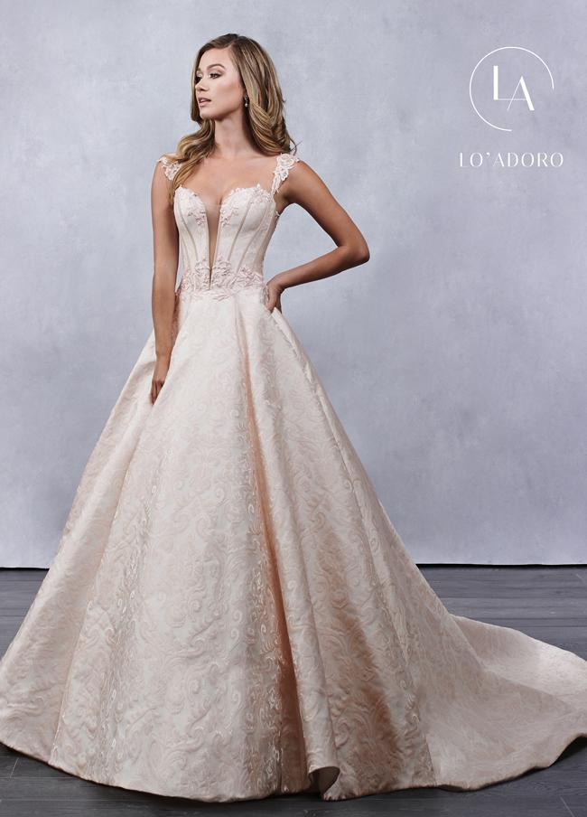 Color Lo Adoro Bridal Dresses - Style - M682