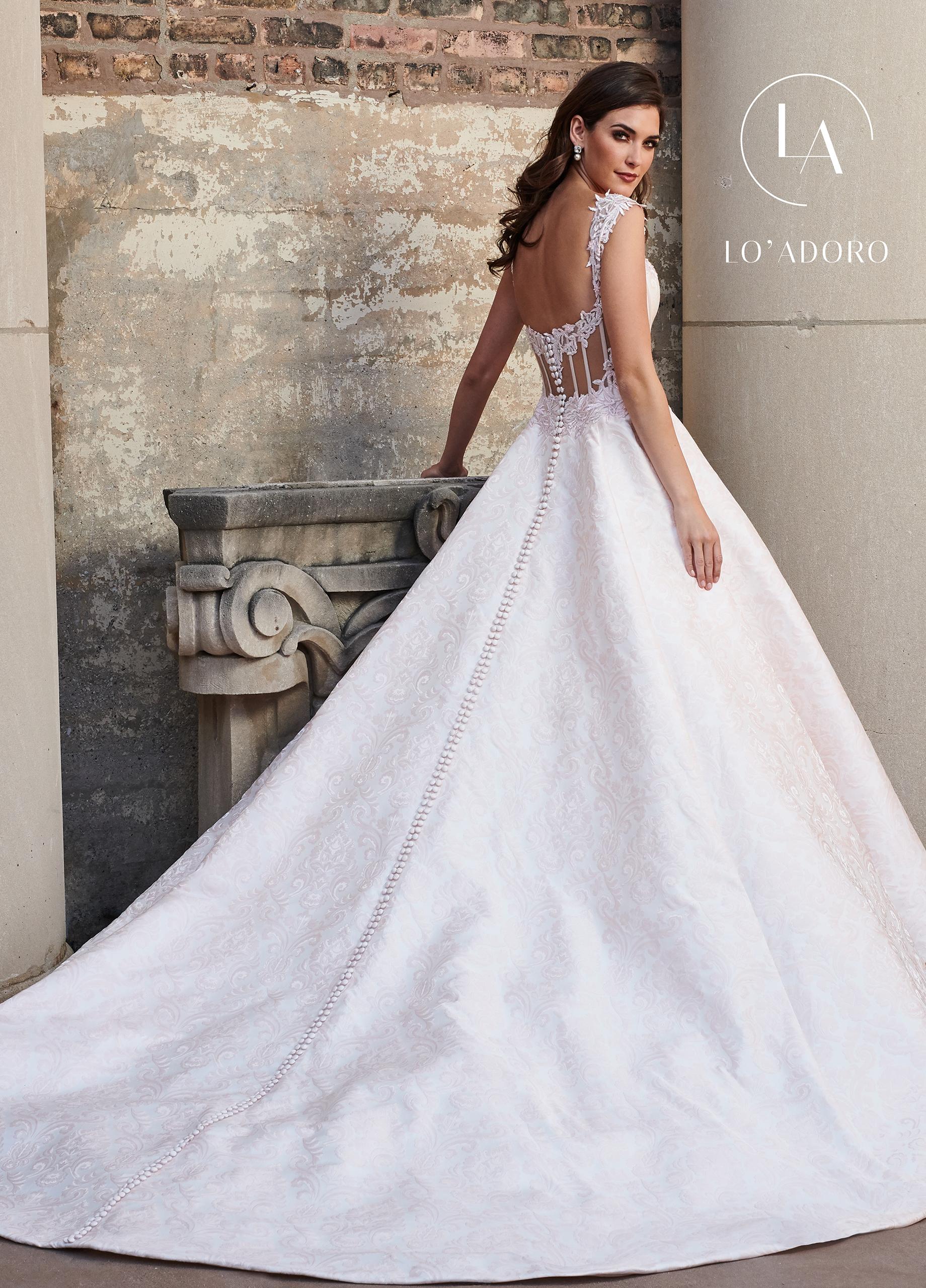 Lo Adoro Bridal Dresses | Lo' Adoro | Style - M682