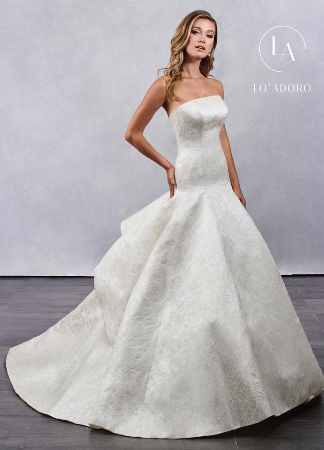 Color Lo Adoro Bridal Dresses - Style - M686