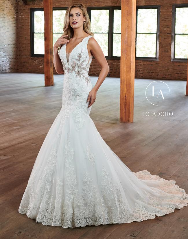 Color Lo Adoro Bridal Dresses - Style - M687