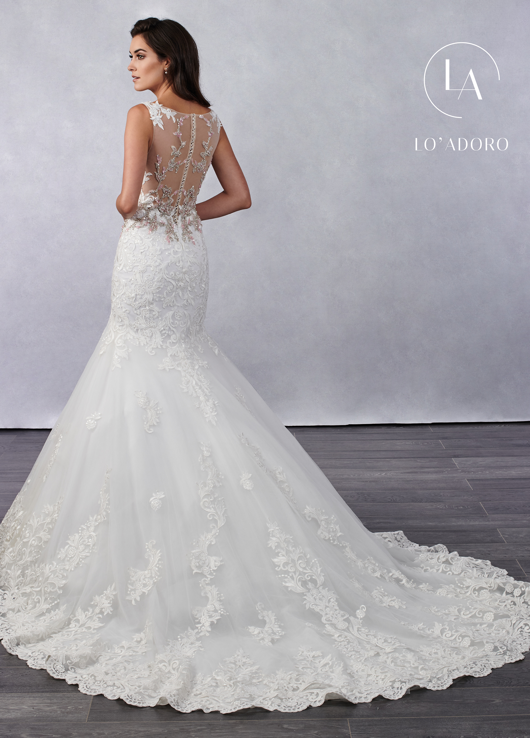 Lo Adoro Bridal Dresses | Lo' Adoro | Style - M687