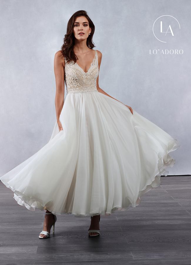 Color Lo Adoro Bridal Dresses - Style - M691
