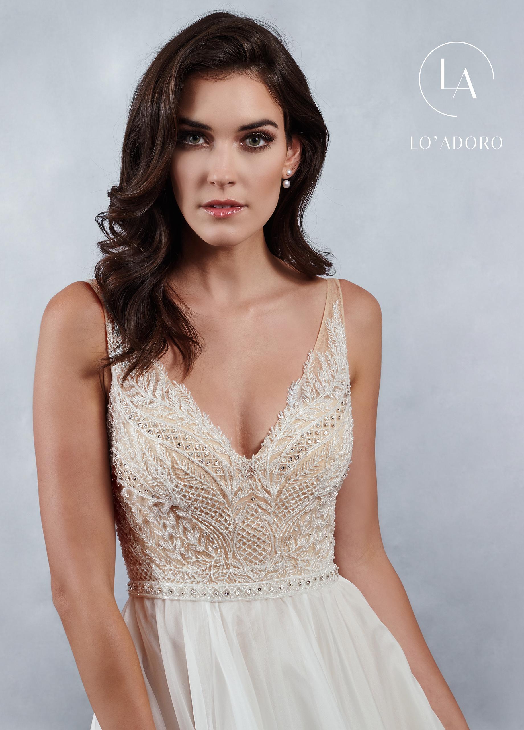 Lo Adoro Bridal Dresses | Lo' Adoro | Style - M691
