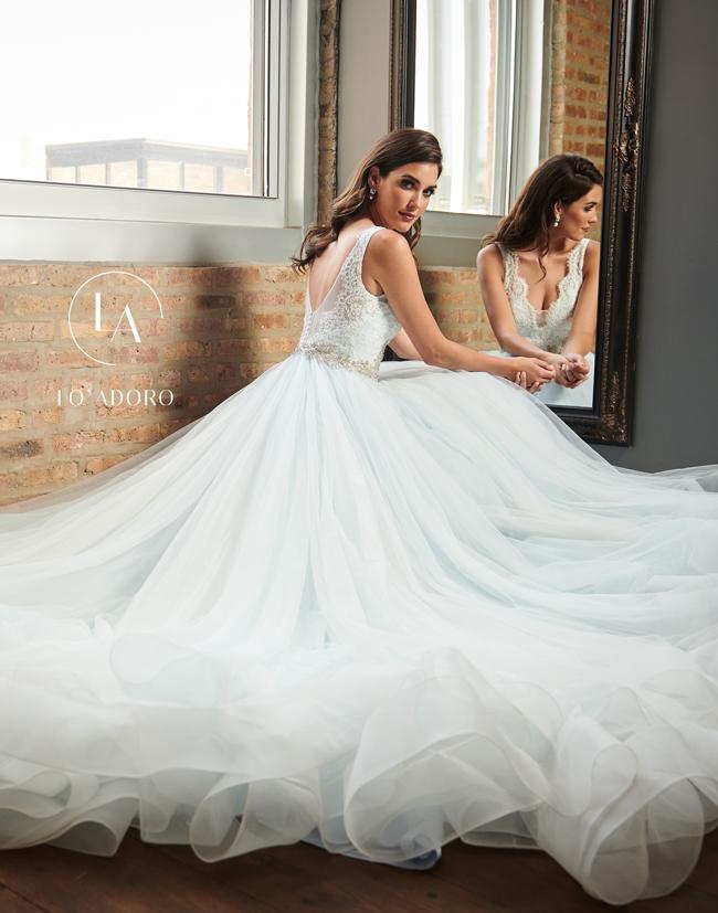 Color Lo Adoro Bridal Dresses - Style - M694