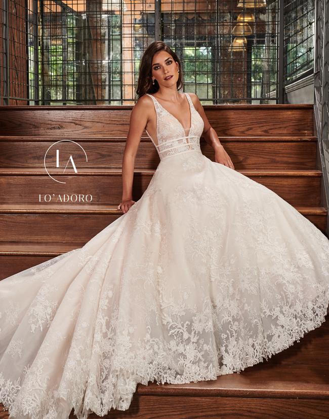 Color Lo Adoro Bridal Dresses - Style - M698