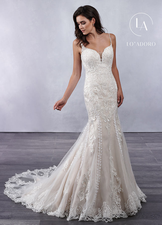 Color Lo Adoro Bridal Dresses - Style - M701