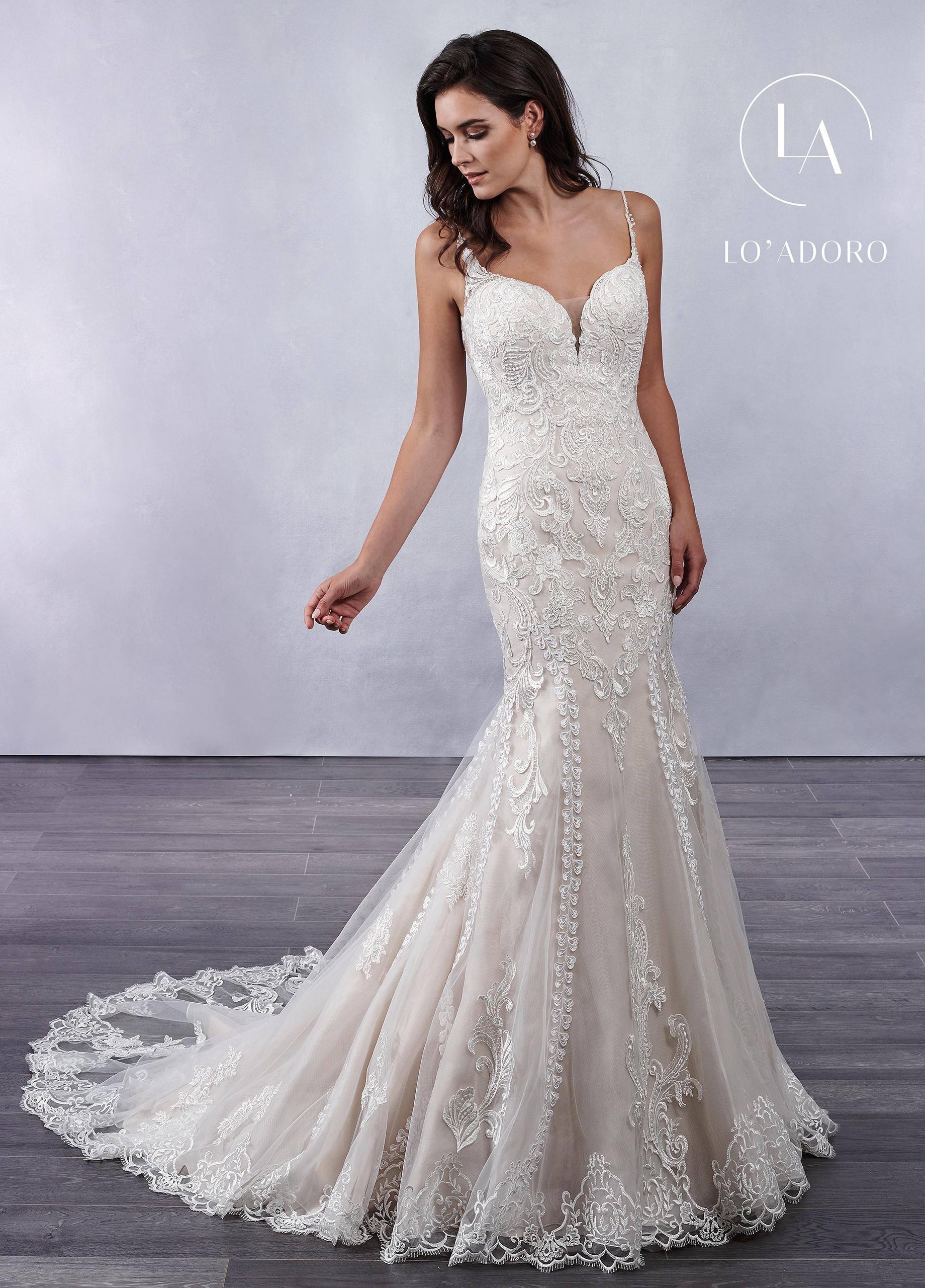 Lo Adoro Bridal Dresses | Lo' Adoro | Style - M701