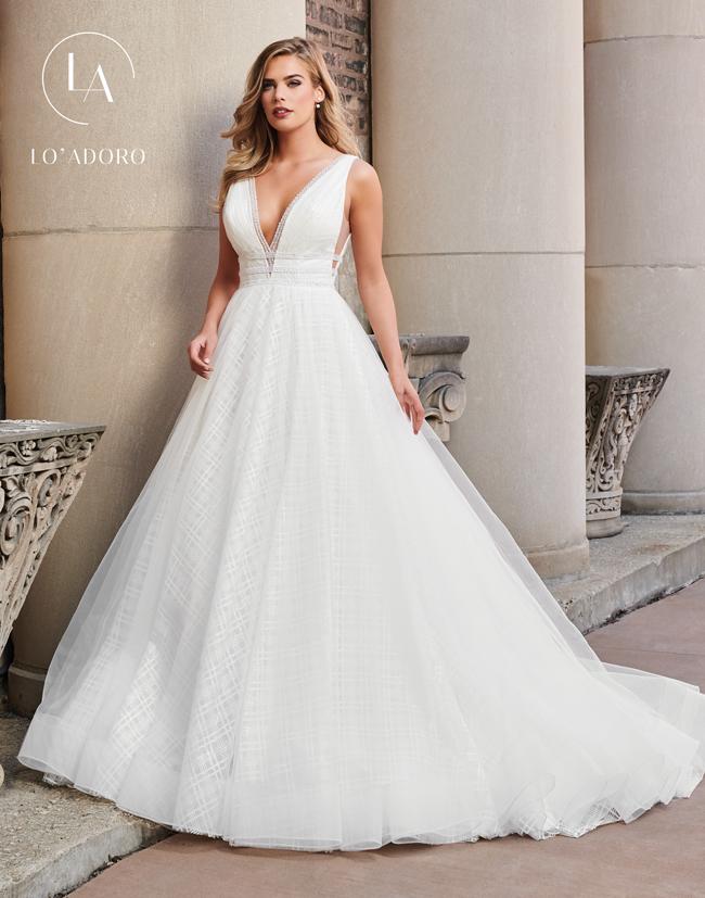Color Lo Adoro Bridal Dresses - Style - M704