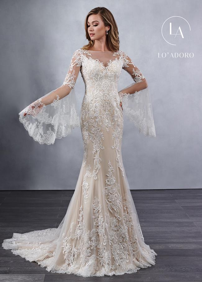 Color Lo Adoro Bridal Dresses - Style - M708
