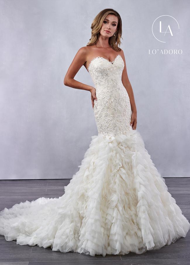 Color Lo Adoro Bridal Dresses - Style - M712