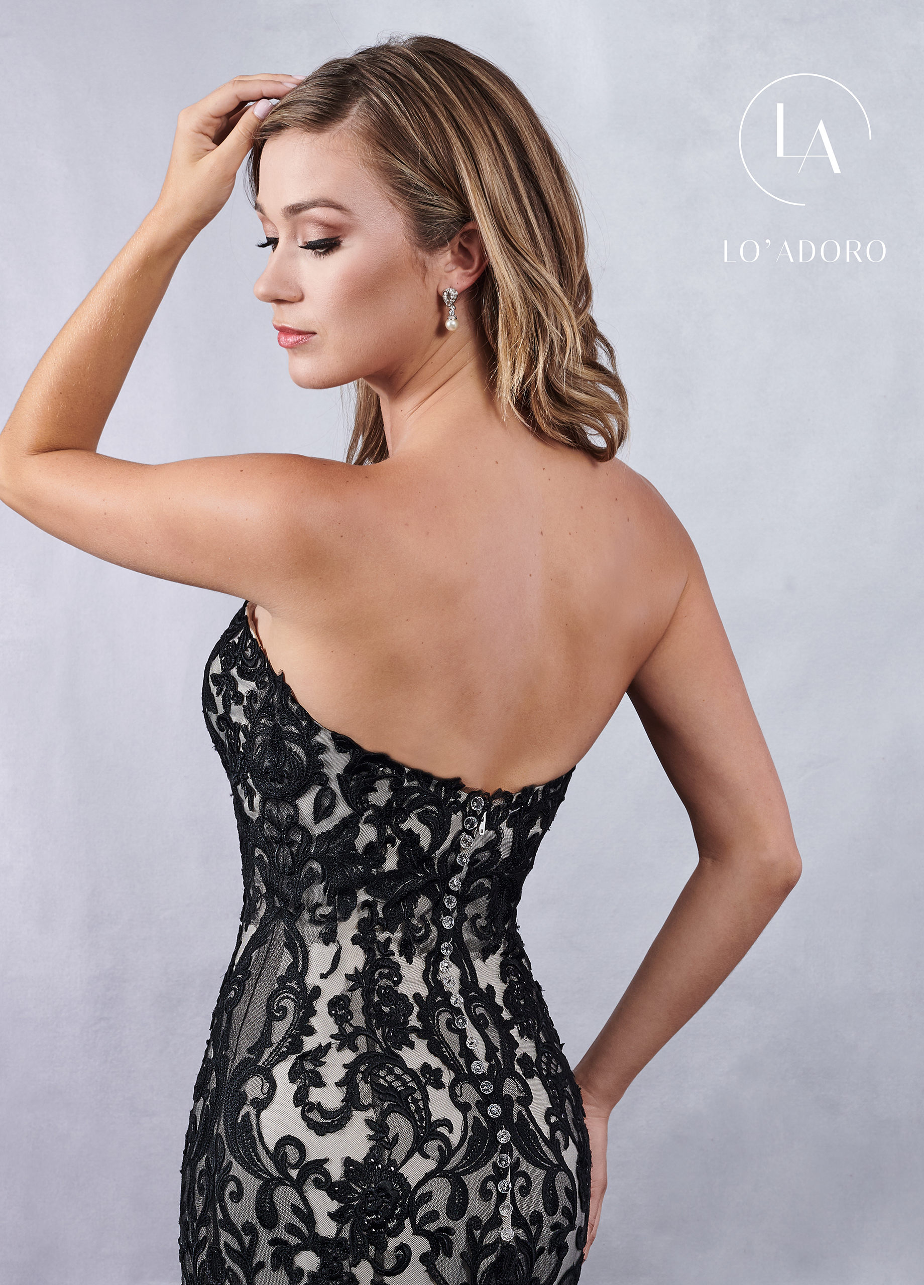 Lo Adoro Bridal Dresses | Lo' Adoro | Style - M712
