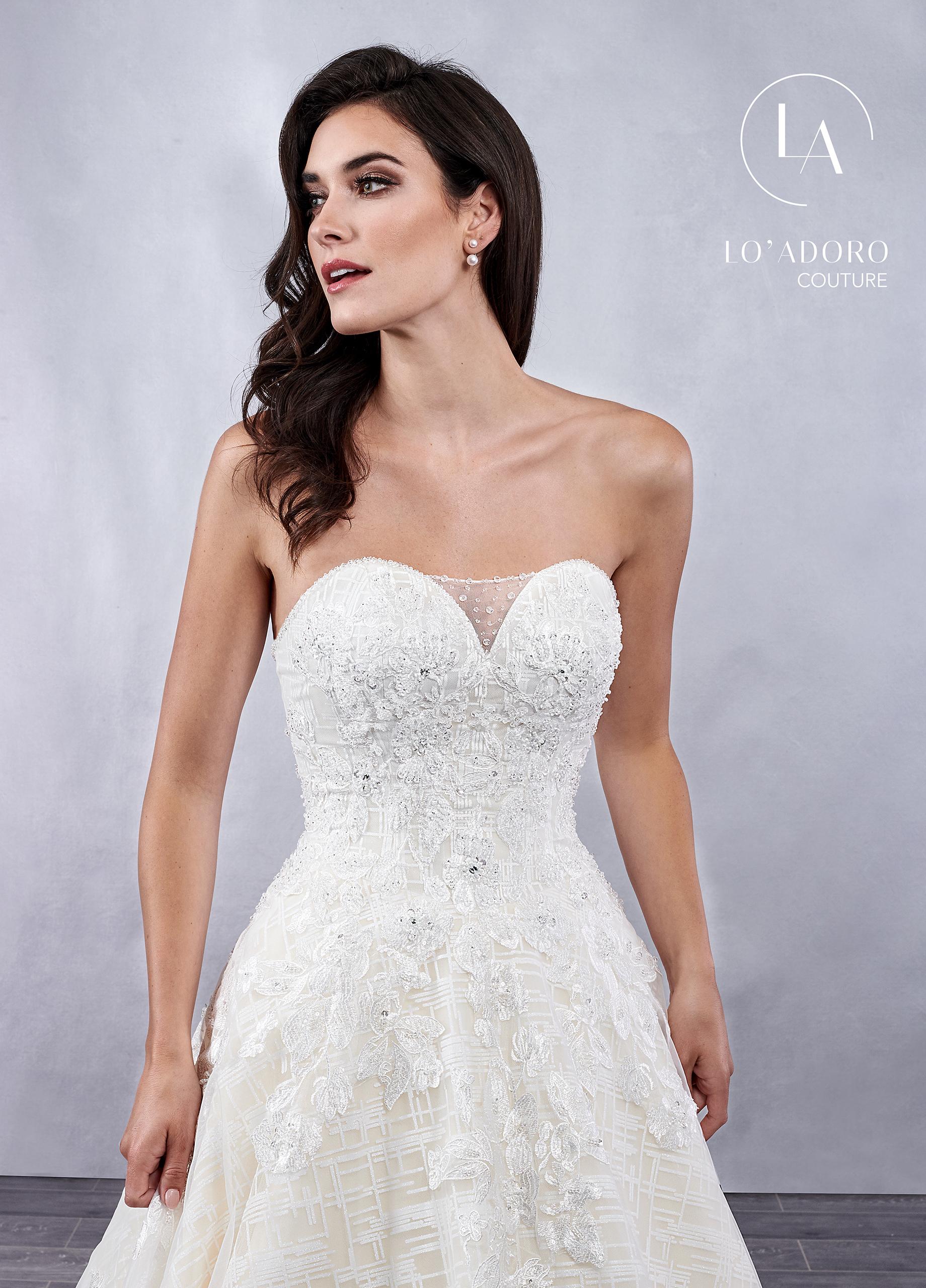 Lo Adoro Bridal Dresses | Lo' Adoro | Style - M715