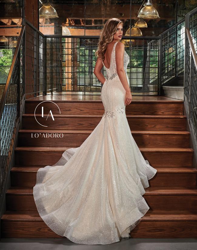 Color Lo Adoro Bridal Dresses - Style - M716