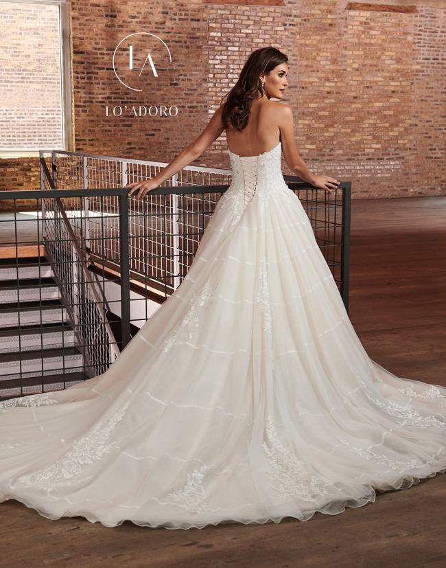 Color Lo Adoro Bridal Dresses - Style - M717