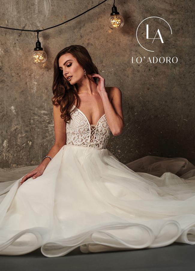Color Lo Adoro Bridal Dresses - Style - M720