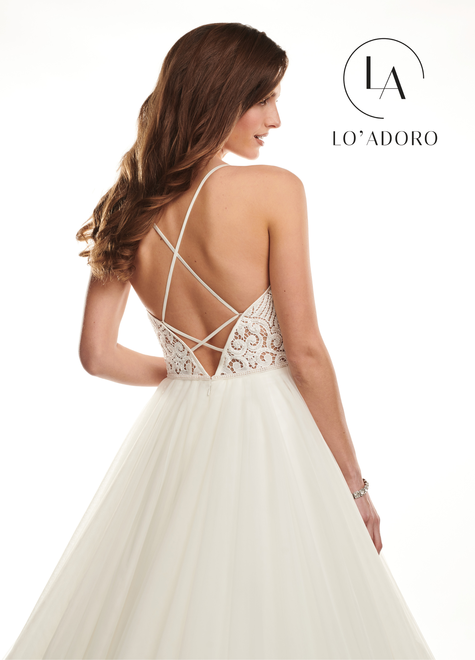 Lo Adoro Bridal Dresses   Lo' Adoro   Style - M720