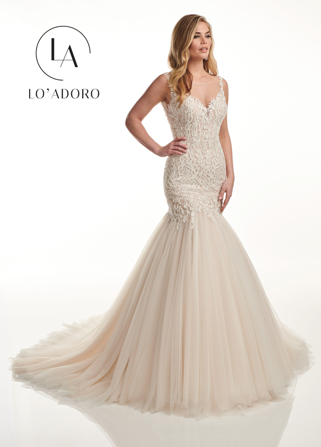 Color Lo Adoro Bridal Dresses - Style - M723