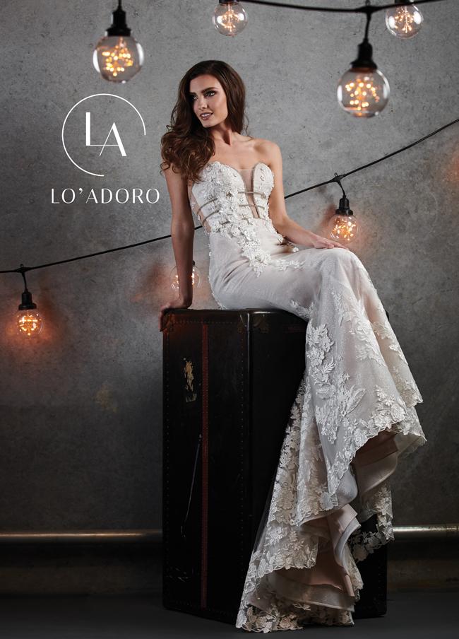 Color Lo Adoro Bridal Dresses - Style - M724