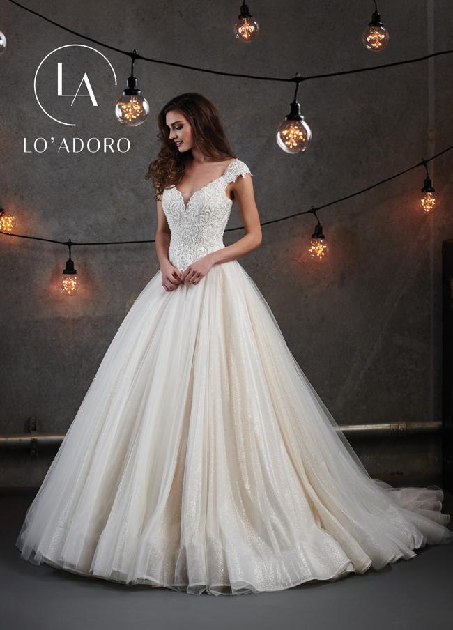 Color Lo Adoro Bridal Dresses - Style - M726