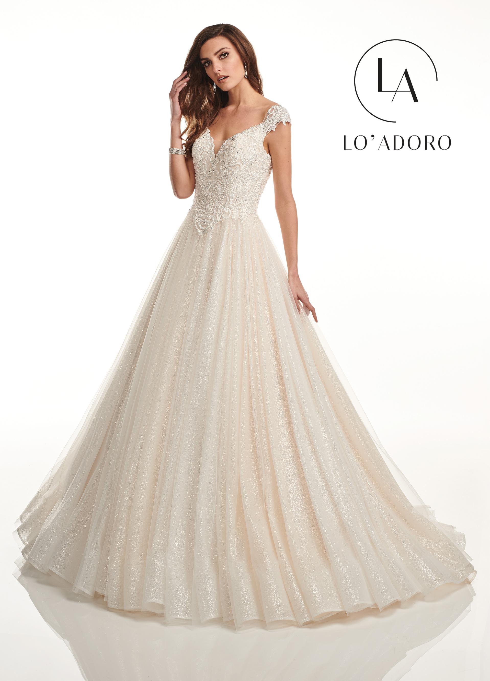 Lo Adoro Bridal Dresses   Lo' Adoro   Style - M726
