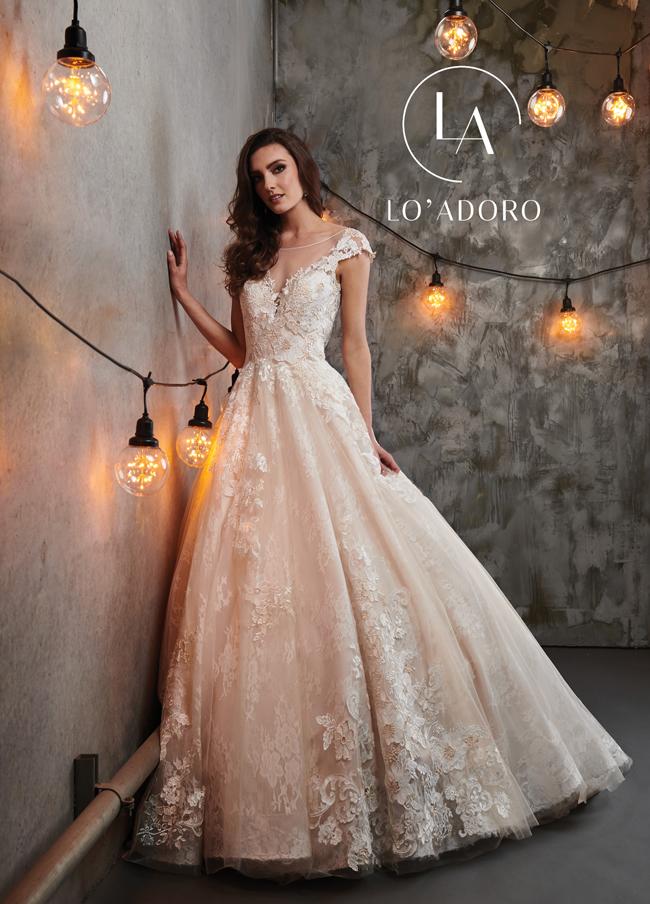 Color Lo Adoro Bridal Dresses - Style - M728
