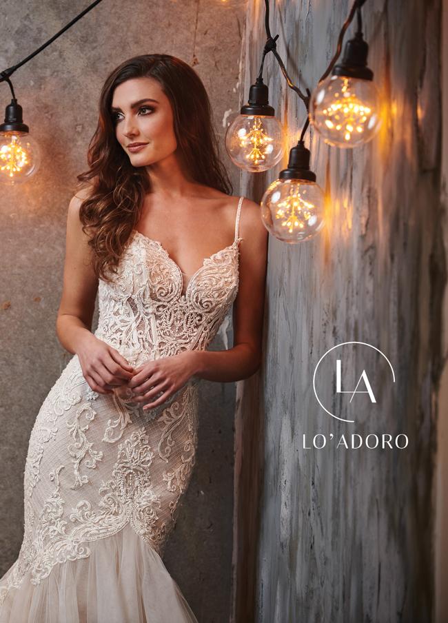 Color Lo Adoro Bridal Dresses - Style - M730