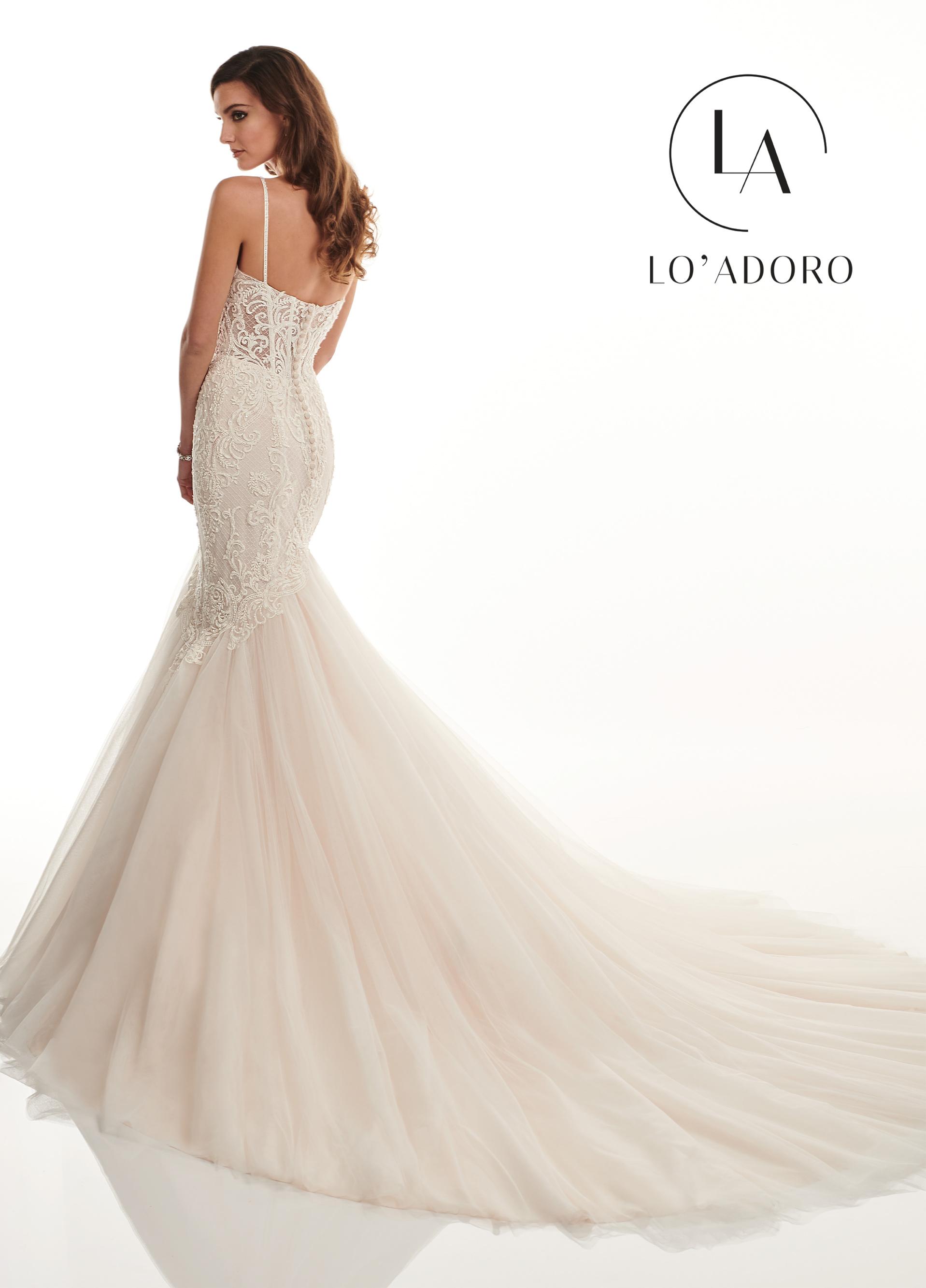 Lo Adoro Bridal Dresses | Lo' Adoro | Style - M730