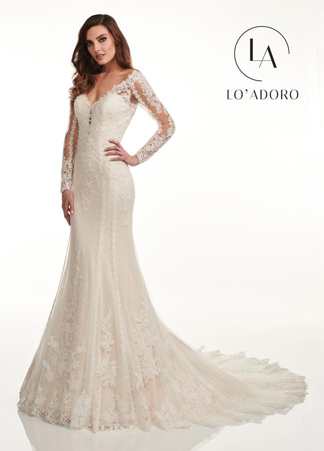 Color Lo Adoro Bridal Dresses - Style - M731