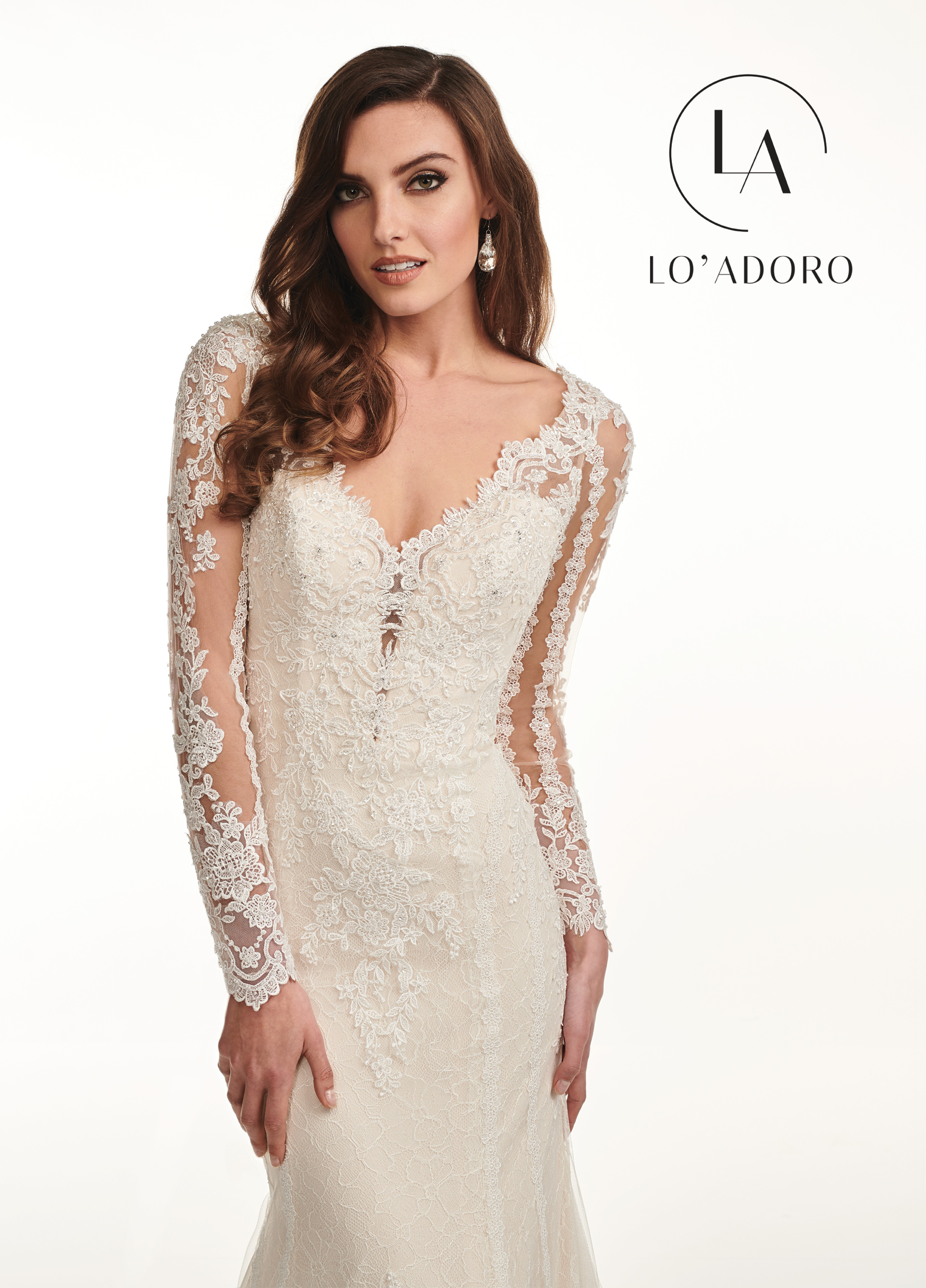 Lo Adoro Bridal Dresses | Lo' Adoro | Style - M731