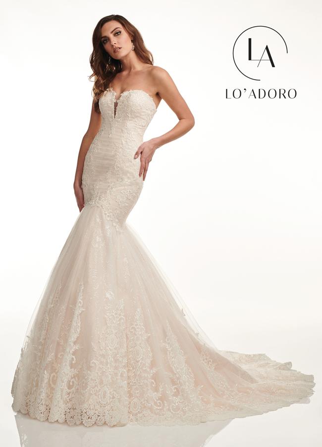 Color Lo Adoro Bridal Dresses - Style - M732