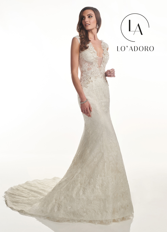 Color Lo Adoro Bridal Dresses - Style - M735