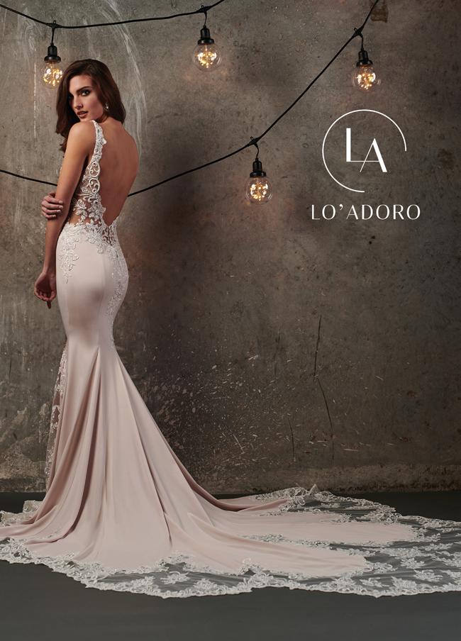 Color Lo Adoro Bridal Dresses - Style - M739