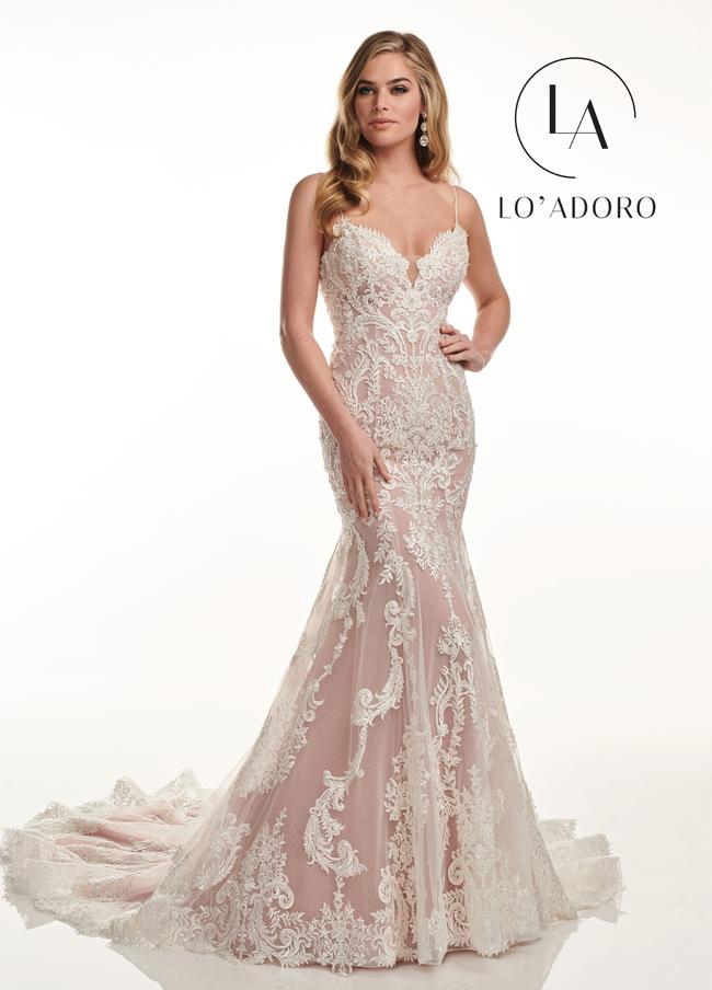 Color Lo Adoro Bridal Dresses - Style - M740