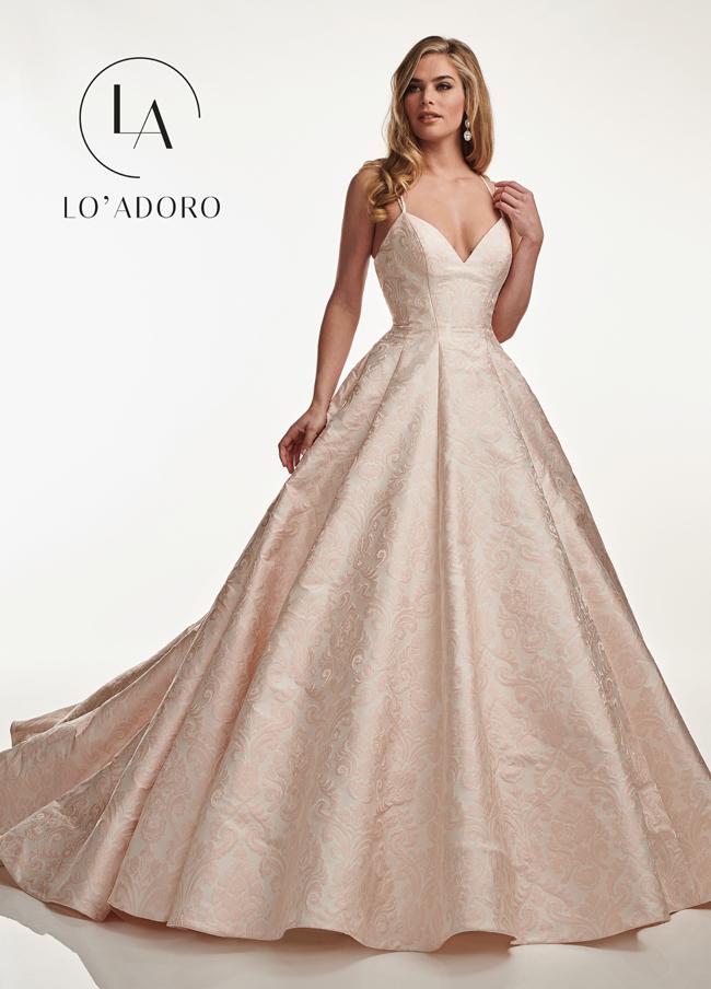 Color Lo Adoro Bridal Dresses - Style - M741