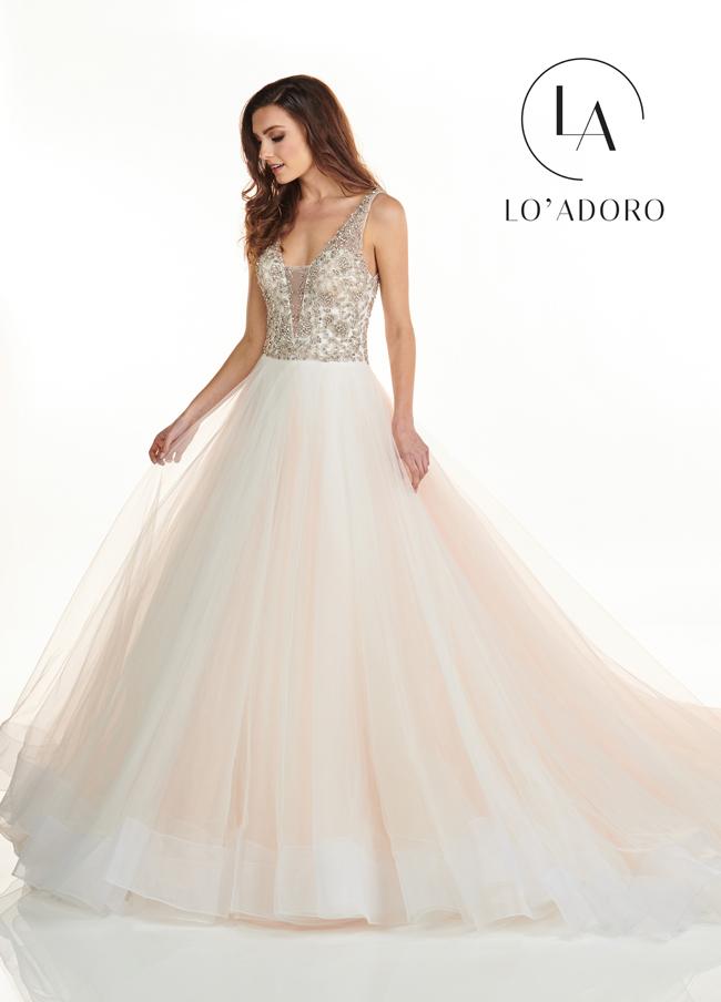Color Lo Adoro Bridal Dresses - Style - M742