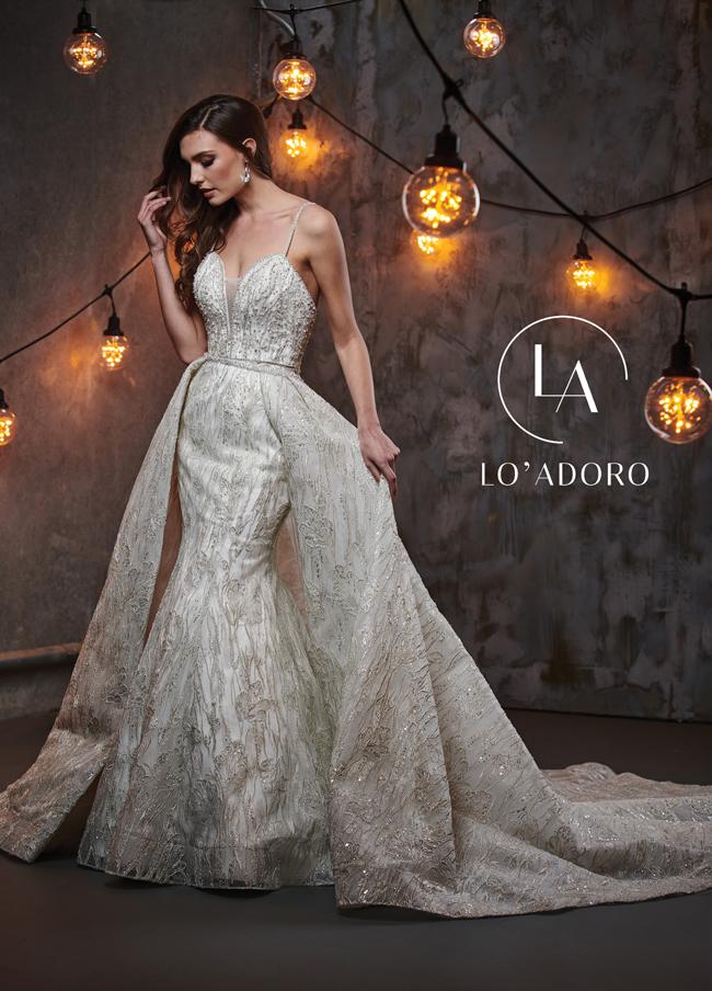 Color Lo Adoro Bridal Dresses - Style - M743